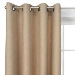 Burlap Curtain Panels Target by Threshold Basketweave Window Panel Brown 54x84 Quot