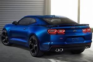 2019 Chevrolet Camaro revealed, Turbo 1LE variant added