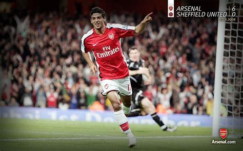 Arsenal matches : Arsenal 6-0 Sheffield United Wallpaper ...