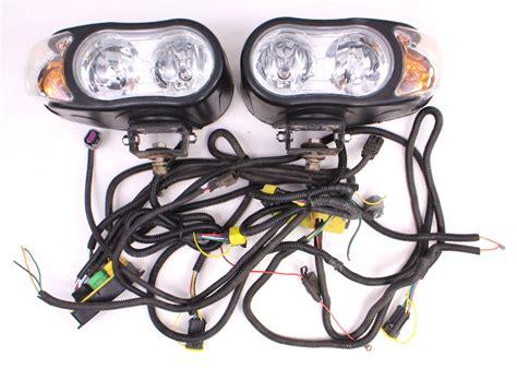meyer nite saber ii snow plow lights wiring harness