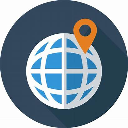 Icon International Worldwide Icons Flaticon Shipping