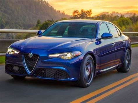 alfa romeo giulia pricing ratings reviews