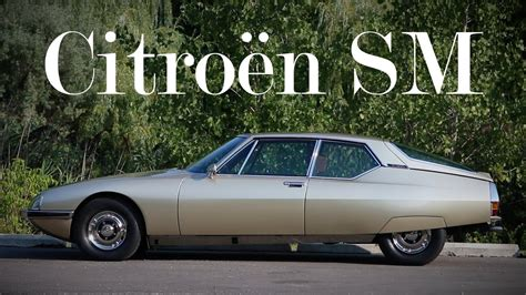 Maserati Citroen by The Citro 235 N Sm Is A Maserati Engined Masterpiece Driving