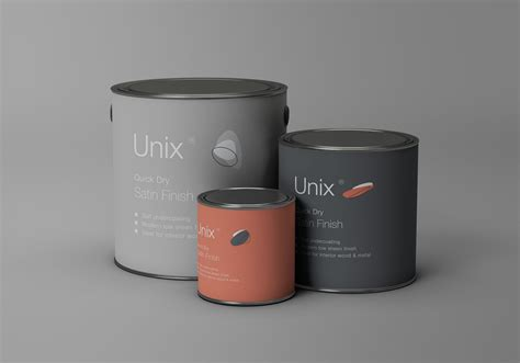 Another high quality freebie for today is a 5 gallon paint bucket mockup set. 3 Sizes Metal Paint Buckets Mockup - Free Mockups ...