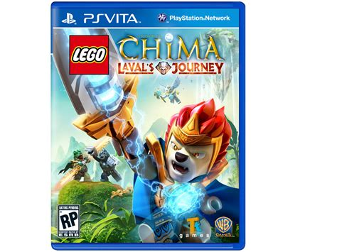 Lego Legends Of Chima Lavals Journey Ps Vita Video