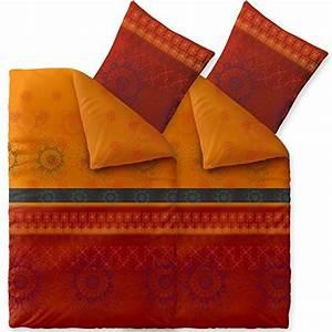 Bettwäsche 135x200 Baumwolle : h bsche bettw sche aus baumwolle rot 135x200 von celinatex bettw sche ~ Orissabook.com Haus und Dekorationen