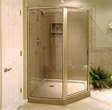Walk In Corner Shower Units by Things To Consider While Buying Corner Shower Units Bath