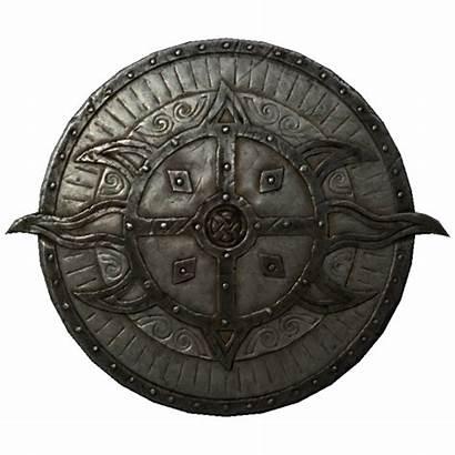 Shield Skyrim Rune Dawnguard Elder Scrolls Fantasy