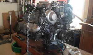 Complete 1uzfe Gs400 Engine Removal  Timing Belt  Starter
