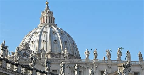 Altezza Cupola Di San Pietro by Audioguida San Pietro Cupola It Mywowo Travel App