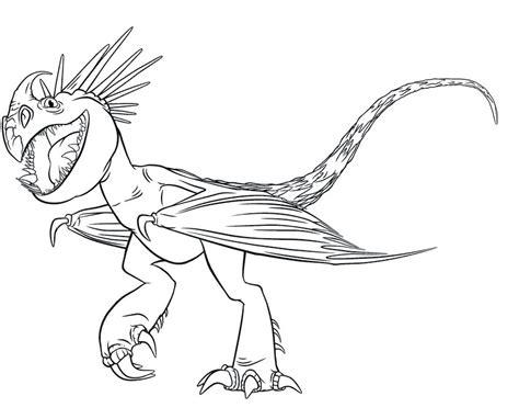 dragon trainer  immagini da colorare gratis disegni da