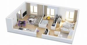 How To Choose Interior Design For 2 Bedroom Condo