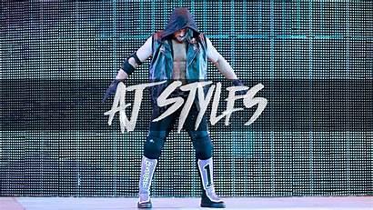 Aj Styles Wallpapers Wwe Phenomenal Theme Song