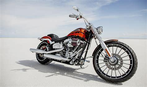 2014 Cvo Breakout, Harley's New Pride