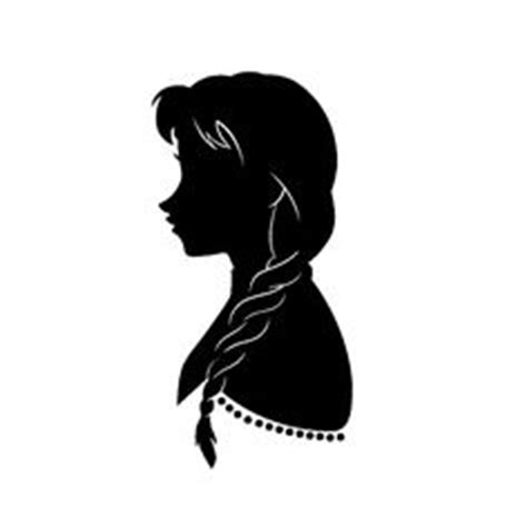 sticker mural la reine des neiges frozen silhouette children elsa and silhouettes frozen silhouette elsa