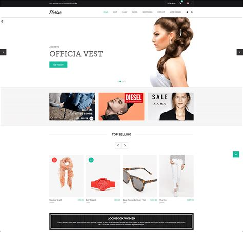 Drupal7 Commerce Templates by 20 Drupal Ecommerce Website Themes Free Templates