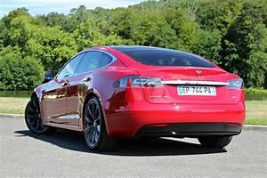 Tesla Model X Prix Ttc : essai tesla model s 100d championne du monde ~ Medecine-chirurgie-esthetiques.com Avis de Voitures