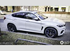 BMW X6 M F86 19 Mrz 2015 Autogespot