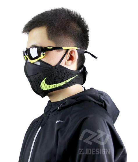 Nike Flyknit Mask by Zhijun Wang - Freshness Mag