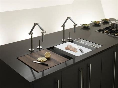 Kitchen Sinks : Kitchen Sink Styles And Trends