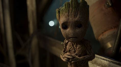 2048x1152 Baby Groot In Guardians Of The Galaxy Vol 2
