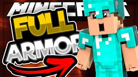 Full Diamond Armor?!! [2]