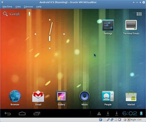 virtualbox for android android 4 0 in virtualbox kirsle net