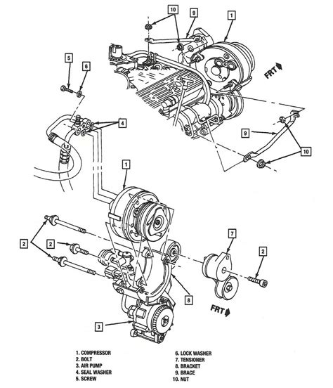 1980 Honda Accord Belt Diagram by 2006 Dodge Ram Hvac Flow Chart Solved Serpentine Belt