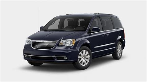 chrysler town  country information