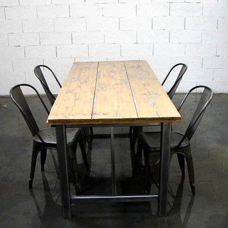 table cuisine style industriel du pur style industriel stinside architecture d 39 intérieur