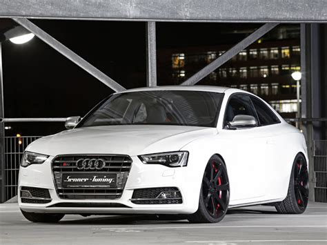 Audi Rs5 Modification by Mobil Modification 2012 Senner Tuning Audi S5