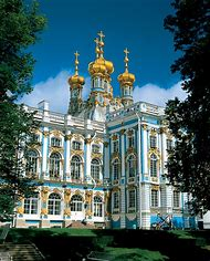 Catherine The Great Palace St. Petersburg