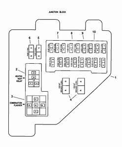 2001 Dodge Ram 2500 Fuse Box Location