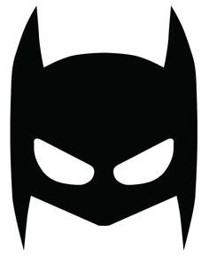 Batman Mask Template by The Load Of Printables Ideas