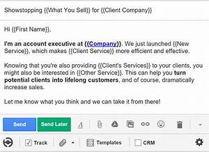 5 cold email templates that actually get responses bananatag With great sales email templates