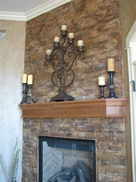 We Can Paintstain Your Brickstone Fireplace The Magic