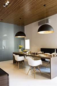 meubles salle a manger 87 idees sur l39amenagement reussi With meuble salle À manger avec chaise blanche design