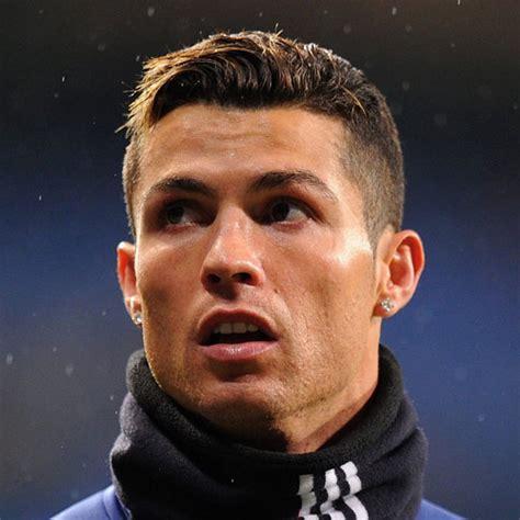 Cristiano Ronaldo Haircut   Men's Haircuts   Hairstyles 2018
