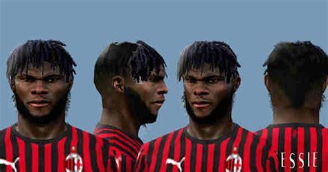 ultigamerz: PES 6 Franck Kessié (AC Milan) Face 2020-21