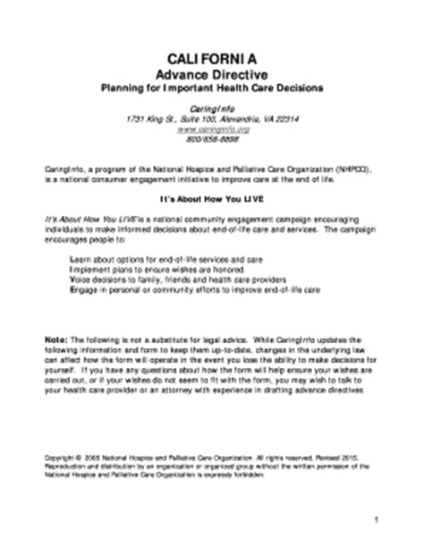 advance directive form california bill of sale form maine health care advance directive form
