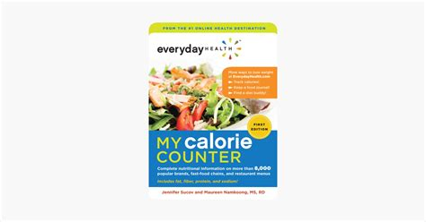 Everyday Health™ My Calorie Counter - Maureen Namkoong ...