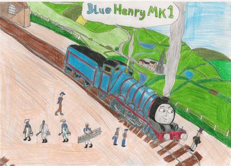 blue henry mk1 by theindustrialgarratt on deviantart