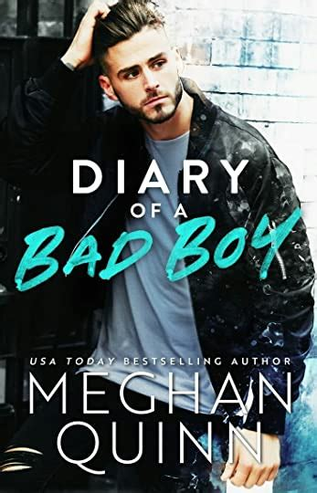diary   bad boy  bromance club   meghan quinn