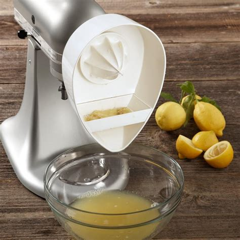 kitchenaid stand mixer citrus juicer attachment williams sonoma au