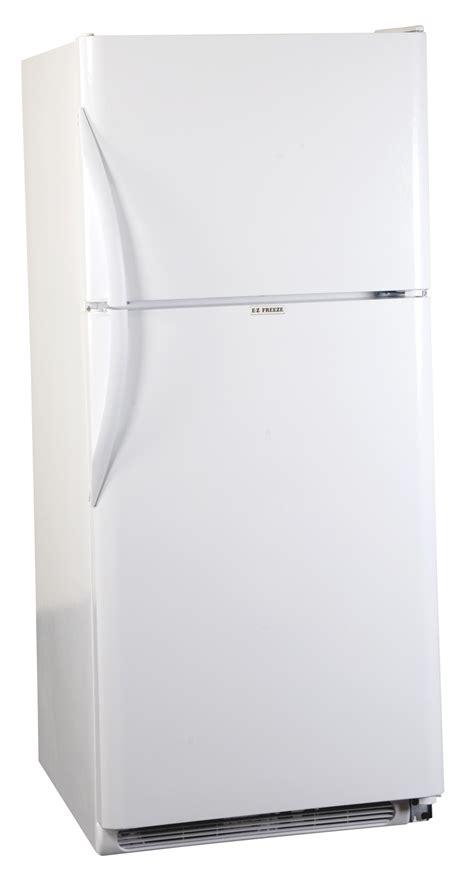 ez freeze  refrigerator freezer gas fridge depot