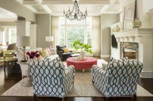 10 easy ways to mix and match patterns in your home - White Livingroom Furniture