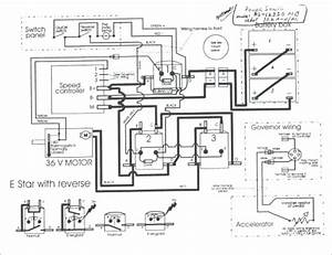 Ezgo Golf Cart Wiring Diagram 1980