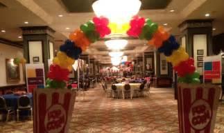 Carnival Balloon Decorations
