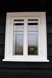 Plastová okna do roubenky