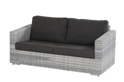 gartenmöbel 2 sitzer polyrattan gartenbank 171 edge 187 sofa 2 5 sitzer geflecht